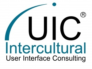Intercultural User Interface Consulting Logo